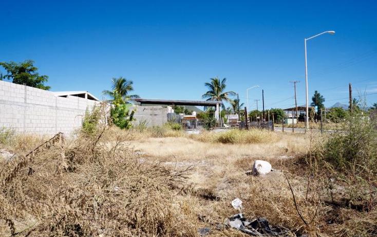 Foto de terreno habitacional en venta en  del rio, la fuente, la paz, baja california sur, 1539348 No. 04
