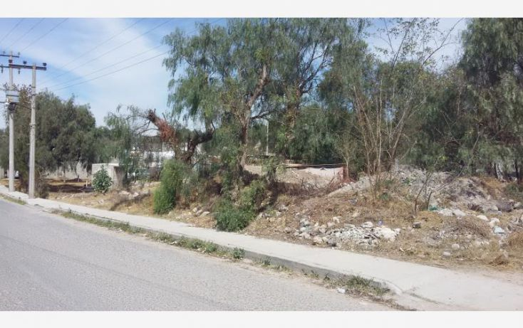 Foto de terreno habitacional en venta en del rosal 8, santa maría michimaltongo, tula de allende, hidalgo, 1670964 no 01