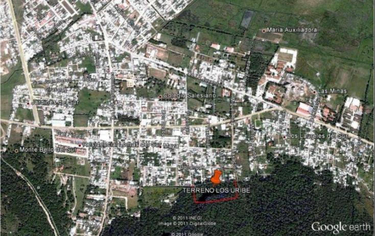 Foto de terreno habitacional en venta en, del santuario, san cristóbal de las casas, chiapas, 448864 no 05