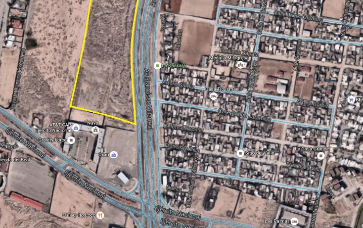 Foto de terreno comercial en venta en, del solar, juárez, chihuahua, 1180769 no 01