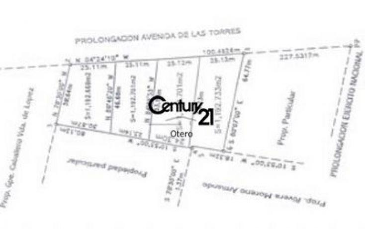 Foto de terreno comercial en venta en, del solar, juárez, chihuahua, 1180769 no 02