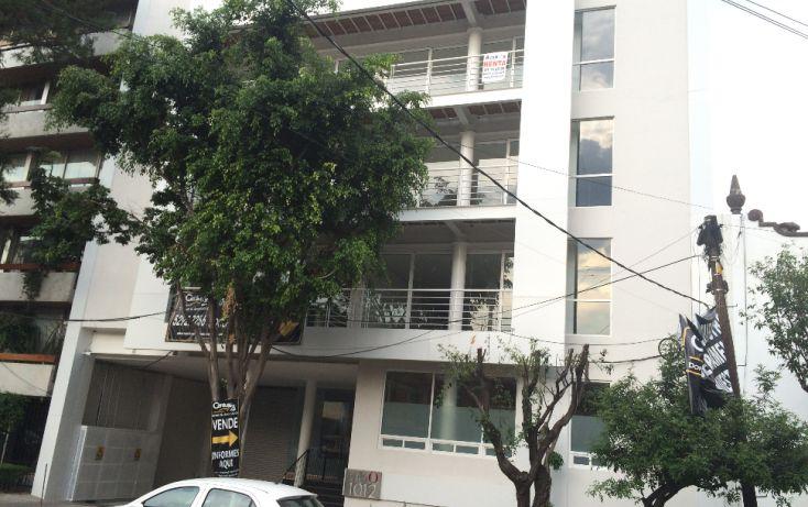 Foto de departamento en renta en, del valle centro, benito juárez, df, 1226451 no 02