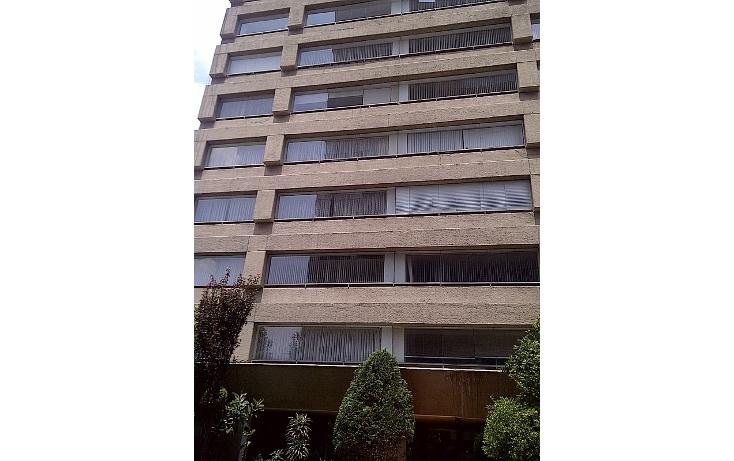 Foto de departamento en renta en  , del valle centro, benito ju?rez, distrito federal, 1015439 No. 01