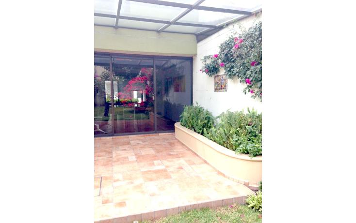 Foto de casa en venta en  , del valle centro, benito juárez, distrito federal, 1064425 No. 14