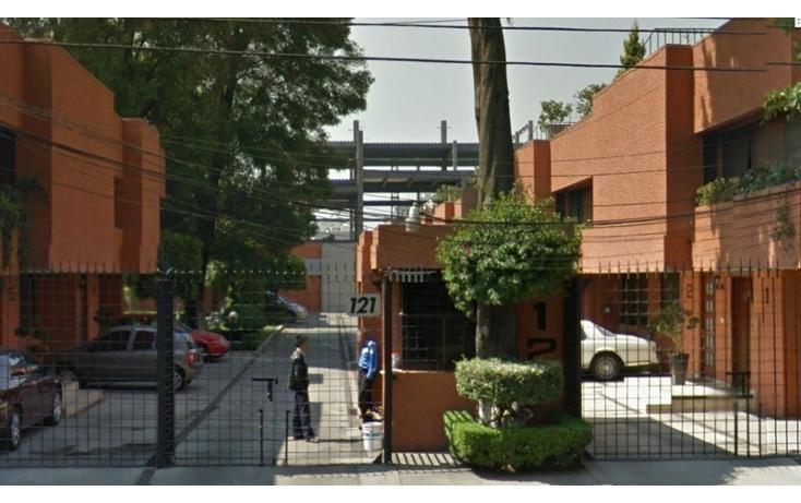 Foto de casa en venta en  , del valle centro, benito juárez, distrito federal, 1156273 No. 01