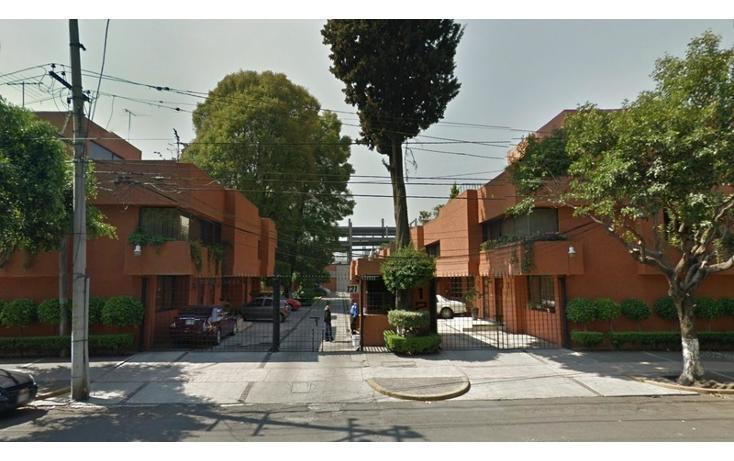 Foto de casa en venta en  , del valle centro, benito juárez, distrito federal, 1156273 No. 03