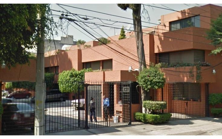 Foto de casa en venta en  , del valle centro, benito juárez, distrito federal, 1156273 No. 04