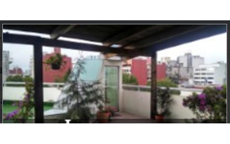 Foto de departamento en venta en  , del valle centro, benito juárez, distrito federal, 1486869 No. 03