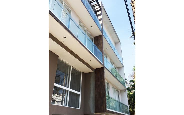 Foto de departamento en venta en  , del valle centro, benito juárez, distrito federal, 1628249 No. 01