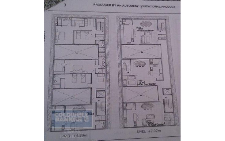 Foto de departamento en venta en  , del valle centro, benito juárez, distrito federal, 1850834 No. 06