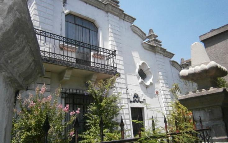 Foto de casa en venta en  , del valle centro, benito juárez, distrito federal, 1879614 No. 01