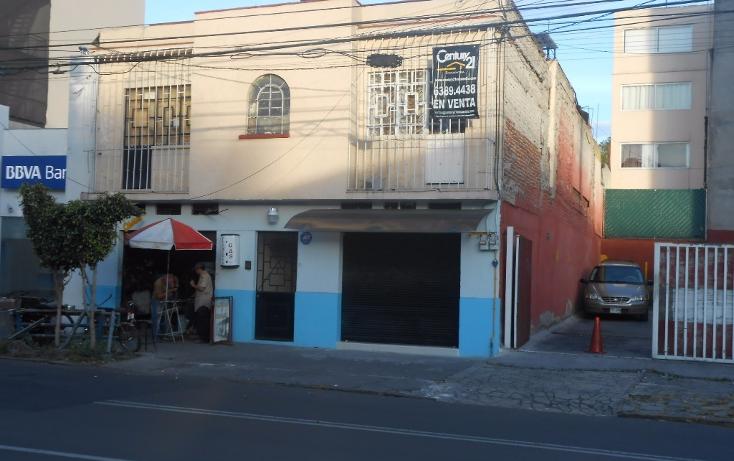 Foto de oficina en venta en  , del valle centro, benito juárez, distrito federal, 2012385 No. 01