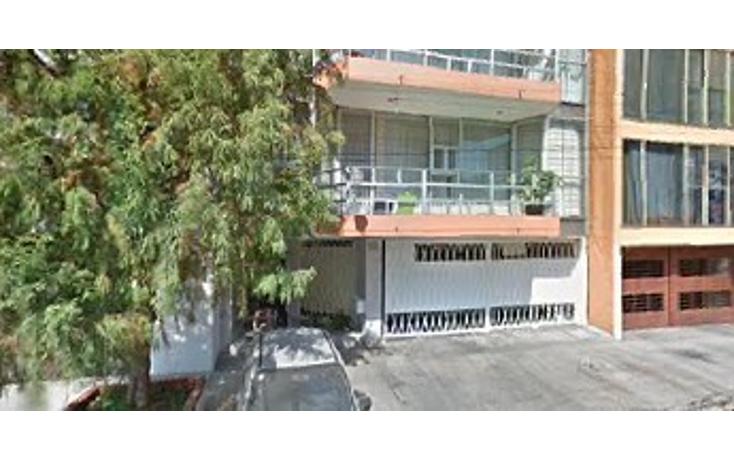 Foto de departamento en venta en  , del valle centro, benito ju?rez, distrito federal, 2021393 No. 01