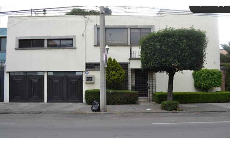 Foto de casa en renta en  , del valle centro, benito juárez, distrito federal, 2029587 No. 01