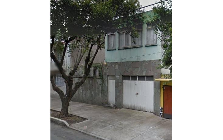 Foto de casa en venta en  , del valle centro, benito ju?rez, distrito federal, 2036071 No. 02