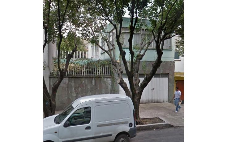 Foto de casa en venta en  , del valle centro, benito ju?rez, distrito federal, 2036071 No. 03