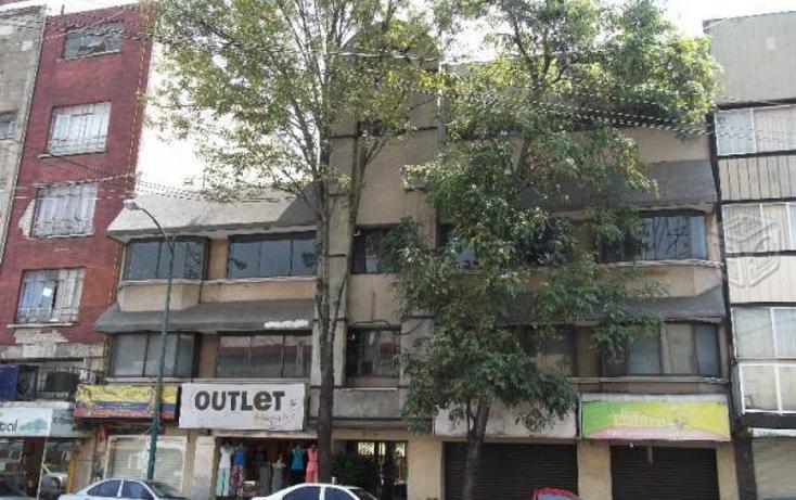 Foto de departamento en venta en  , del valle centro, benito juárez, distrito federal, 786115 No. 01