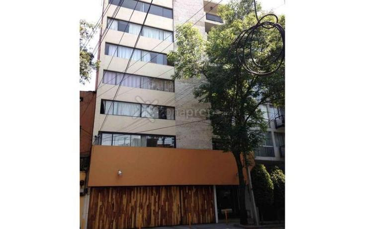 Foto de departamento en venta en  , del valle centro, benito juárez, distrito federal, 924303 No. 01