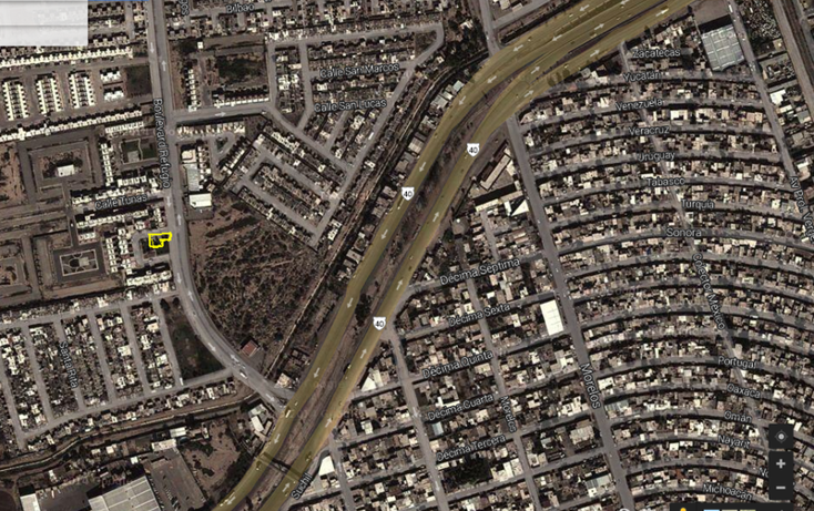 Foto de terreno habitacional en renta en  , del valle, gómez palacio, durango, 982367 No. 05
