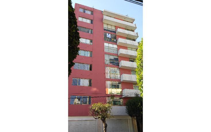 Foto de departamento en venta en  , del valle norte, benito juárez, distrito federal, 1568876 No. 01