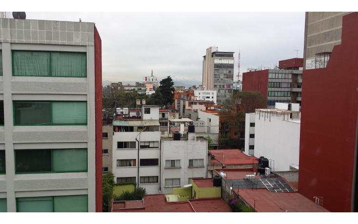 Foto de departamento en venta en  , del valle norte, benito juárez, distrito federal, 1568876 No. 19