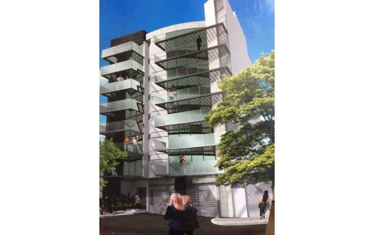 Foto de departamento en venta en  , del valle norte, benito juárez, distrito federal, 2029629 No. 01