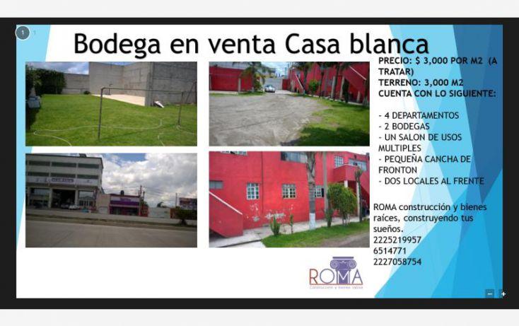 Foto de terreno industrial en venta en, del valle, puebla, puebla, 1449987 no 01