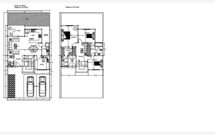 Foto de casa en venta en  , del valle, ramos arizpe, coahuila de zaragoza, 823885 No. 01