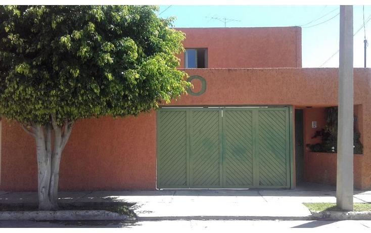 Foto de casa en venta en  , del valle, san luis potosí, san luis potosí, 1103797 No. 01