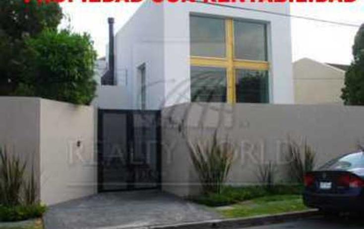 Foto de casa en venta en  , del valle, san pedro garza garcía, nuevo león, 1149987 No. 01