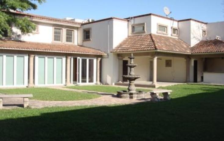 Foto de casa en renta en  , del valle, san pedro garza garcía, nuevo león, 1477825 No. 01
