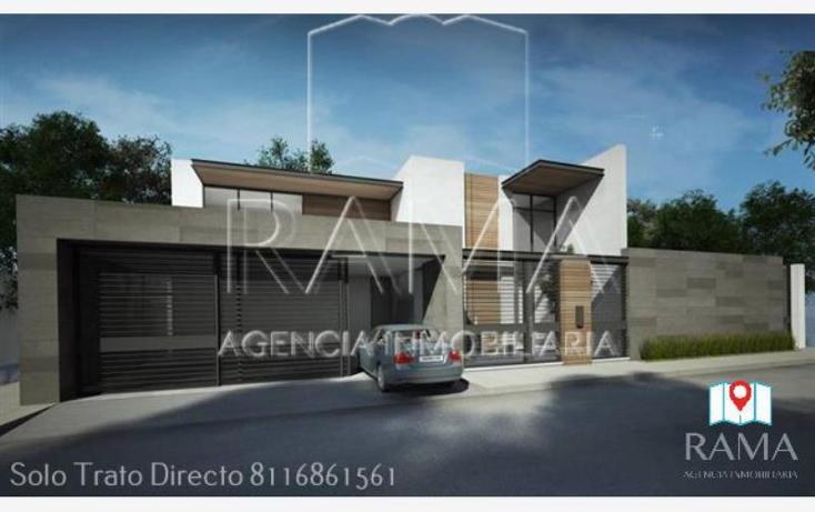 Foto de casa en venta en  , del valle, san pedro garza garcía, nuevo león, 1936638 No. 01