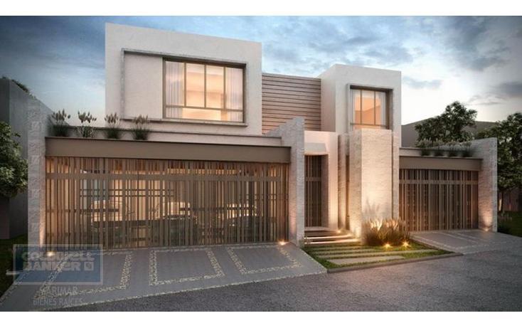 Foto de casa en venta en  , del valle, san pedro garza garcía, nuevo león, 2109488 No. 01