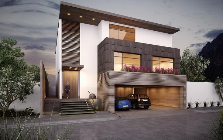 Foto de casa en venta en  , del valle, san pedro garza garcía, nuevo león, 2643055 No. 01