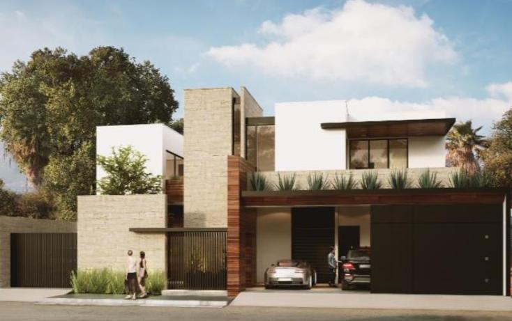 Foto de casa en venta en  , del valle, san pedro garza garcía, nuevo león, 2692887 No. 01