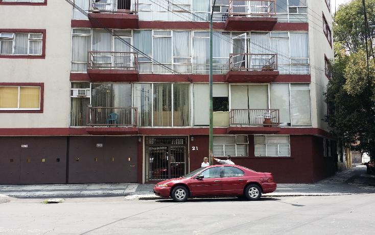 Foto de departamento en venta en  , del valle sur, benito juárez, distrito federal, 1148611 No. 15