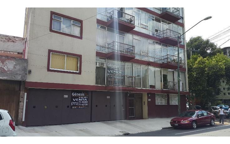 Foto de departamento en venta en  , del valle sur, benito juárez, distrito federal, 1148611 No. 22