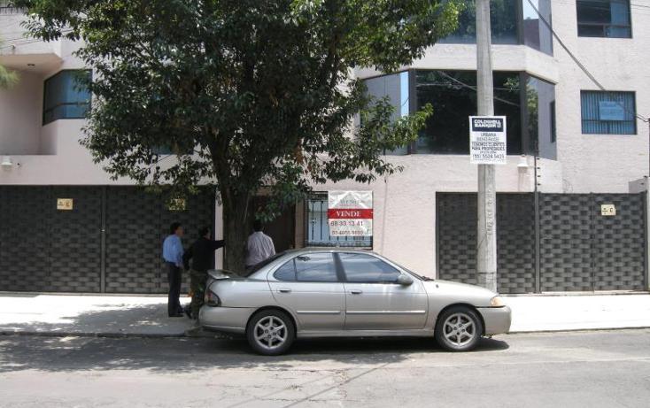 Foto de departamento en venta en  , del valle sur, benito juárez, distrito federal, 2033668 No. 22