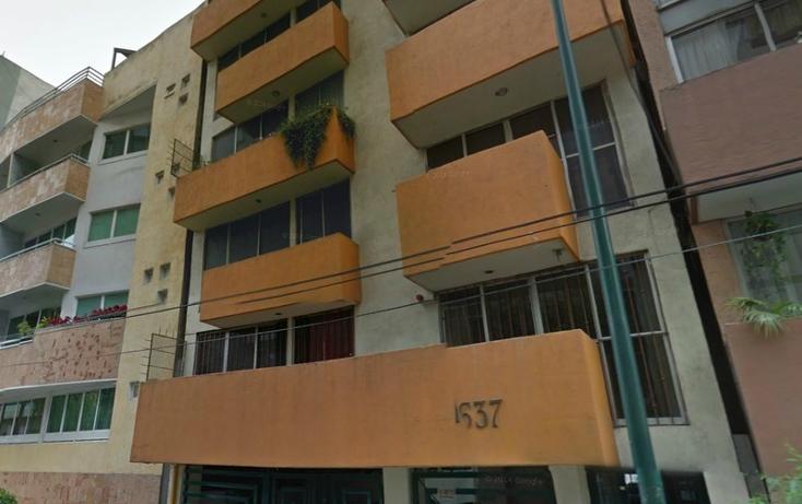 Foto de departamento en venta en  , del valle sur, benito juárez, distrito federal, 692937 No. 01
