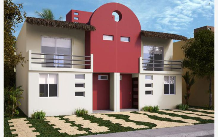 Foto de casa en venta en delfin 1, puerto morelos, benito juárez, quintana roo, 1490229 no 01