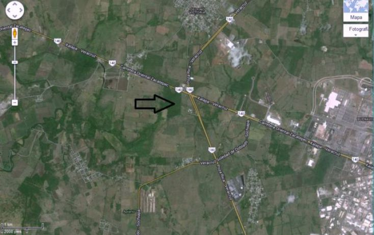 Foto de terreno comercial en venta en, delfino victoria santa fe, veracruz, veracruz, 1123609 no 01
