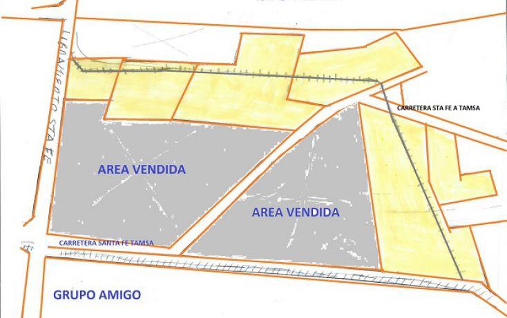 Foto de terreno comercial en venta en, delfino victoria santa fe, veracruz, veracruz, 1670522 no 05