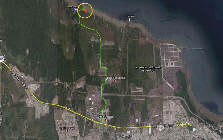 Foto de terreno comercial en venta en, delfino victoria santa fe, veracruz, veracruz, 2035834 no 01