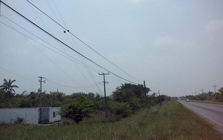 Foto de terreno comercial en venta en  , delfino victoria (santa fe), veracruz, veracruz de ignacio de la llave, 1629908 No. 01