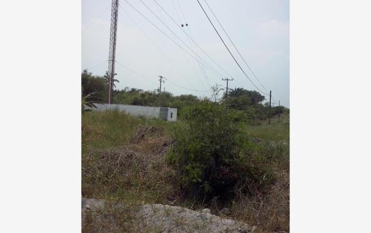 Foto de terreno comercial en venta en  , delfino victoria (santa fe), veracruz, veracruz de ignacio de la llave, 1629908 No. 02