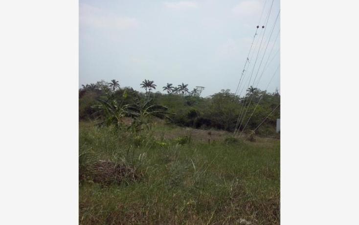 Foto de terreno comercial en venta en  , delfino victoria (santa fe), veracruz, veracruz de ignacio de la llave, 1629908 No. 03