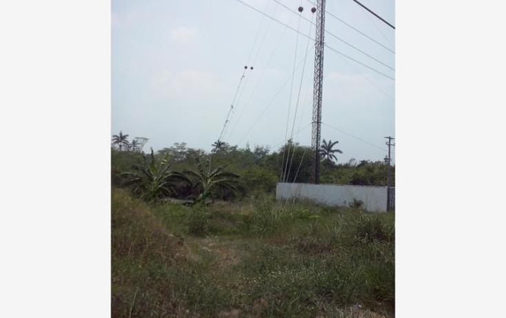 Foto de terreno comercial en venta en  , delfino victoria (santa fe), veracruz, veracruz de ignacio de la llave, 1629908 No. 05