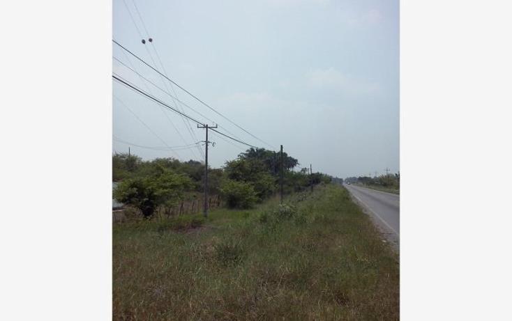 Foto de terreno comercial en venta en  , delfino victoria (santa fe), veracruz, veracruz de ignacio de la llave, 1629908 No. 08