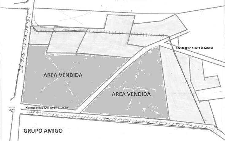 Foto de terreno comercial en venta en  , delfino victoria (santa fe), veracruz, veracruz de ignacio de la llave, 1670522 No. 05