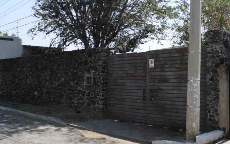 Foto de terreno habitacional en venta en  , delicias, cuernavaca, morelos, 1127323 No. 01